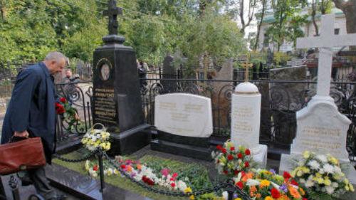 Видеть во сне надгробие отца памятник из гранита Нарткала