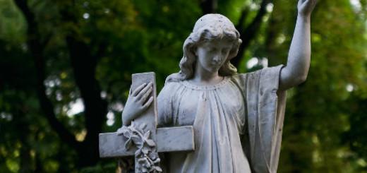 надгробие во сне