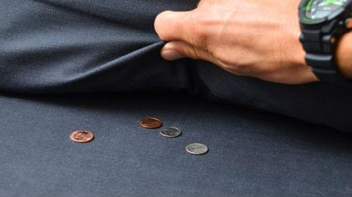найти деньги монеты