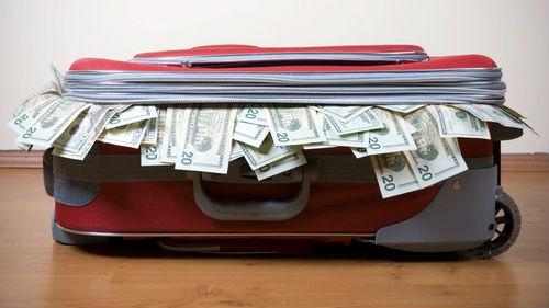 к чему сниться найти крупные деньги