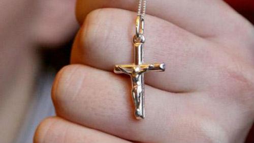 Приснился нательный крестик золотой