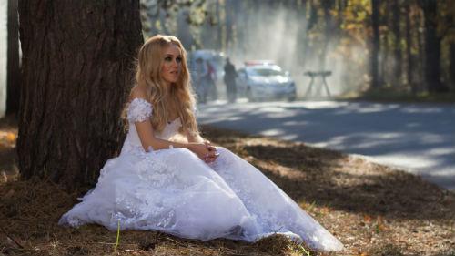 убежать с собственной свадьбы