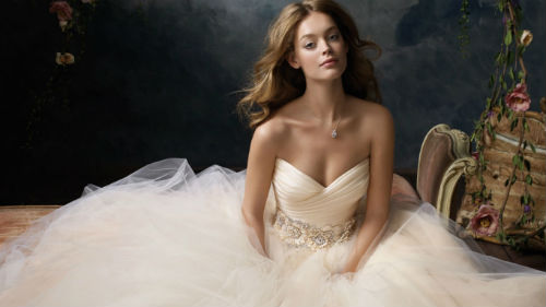 Приснился сон что я невеста в свадебном платье