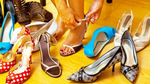 обувь женская много новая