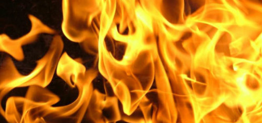 тушить огонь пожар во сне
