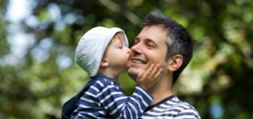 мужчина с ребенком во сне