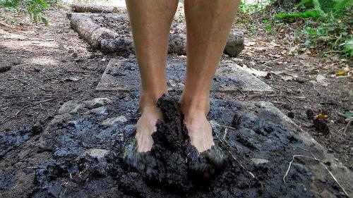 ноги в грязи во сне