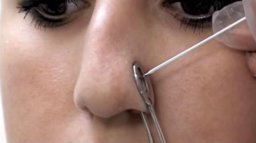 К чему снится пирсинг в носу