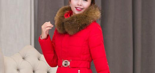 новое красное пальто во сне