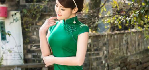 новое зеленое платье во сне