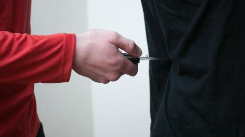 Сонник ножи в спине