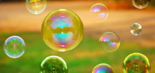 мыльные пузыри во сне