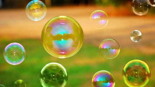 Сонник мыльные пузыри во сне к чему снятся мыльные пузыри