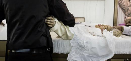 мыть покойника во сне