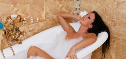 мыться в ванне во сне