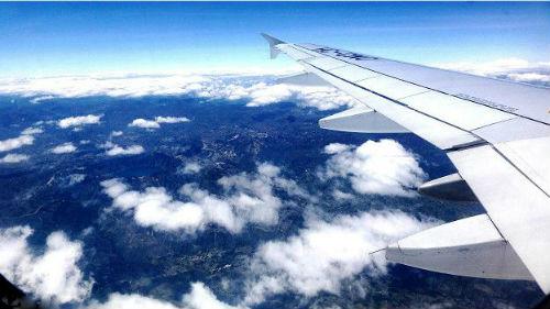 летать над облаками