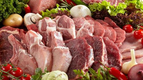 мясо сырое без крови