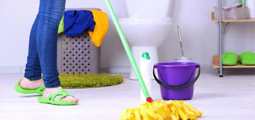 мыть полы шваброй во сне
