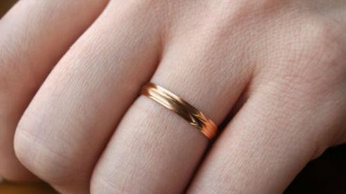 Обручальное кольцо на пальце во сне