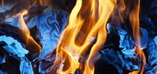 огонь и пламя во сне