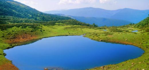 озеро во сне
