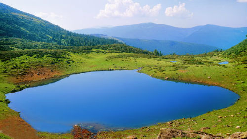 Сонник озеро во сне к чему снится озеро