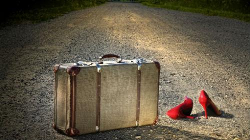 чемодан с вещами во сне