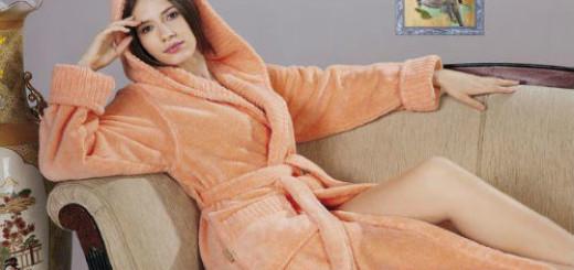 халат махровый во сне