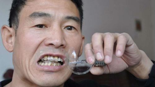 Стеклянные зубы к чему снится 108