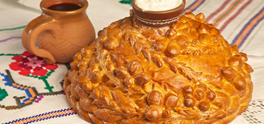 угощать хлебом во сне
