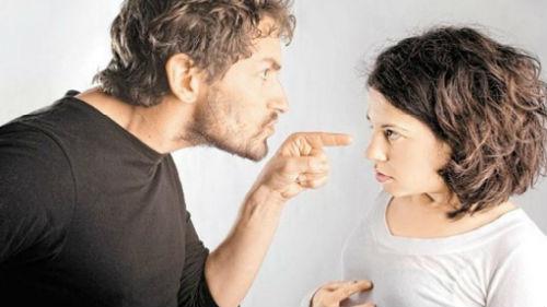 ссора с супругой