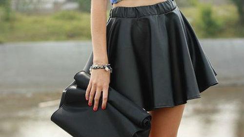 Снится черная длинная юбка