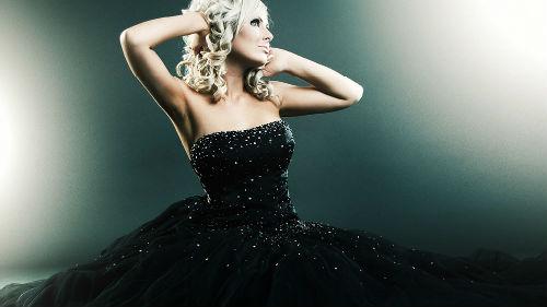 Снится черное красивое платье