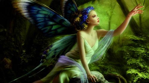 к чему снится фея с крыльями