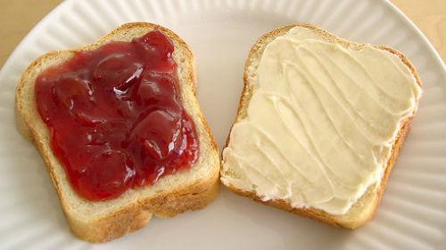 к чему снится хлеб с маслом бутерброд