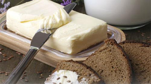 мазать хлеб маслом во сне
