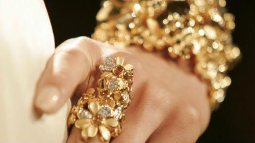 золотые ювелирные изделия