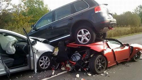 к чему снится авария с жертвами на дороге