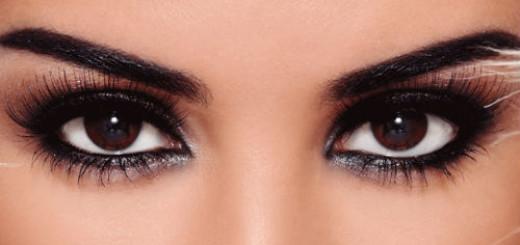 черные глаза во сне