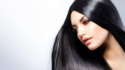 к чему снятся черные волосы девушке