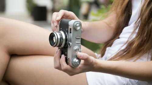 фотографировать старым аппаратом