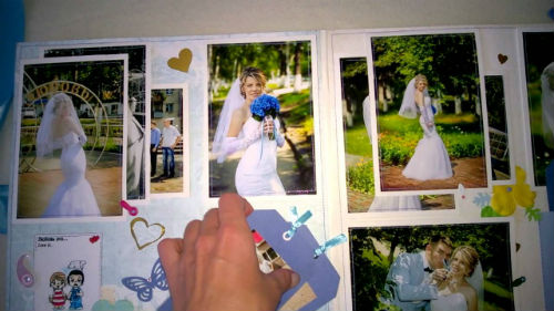 свадебные карточки