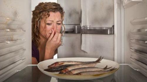 испорченная рыба