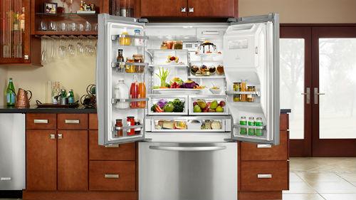 к чему снится холодильник с продуктами