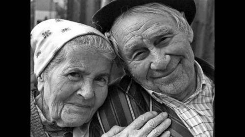 покойные родители вместе