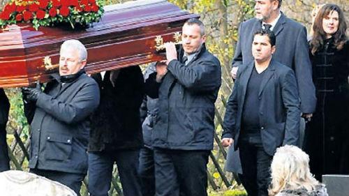 похороны брата