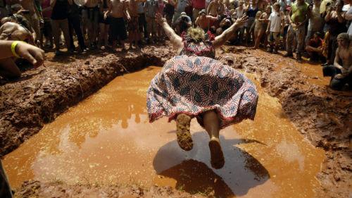 приснилось падение в грязь