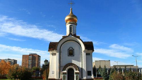 часовня церковь во сне