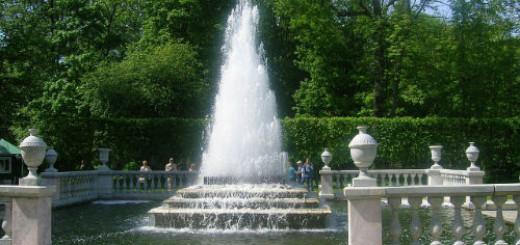 фонтан во сне