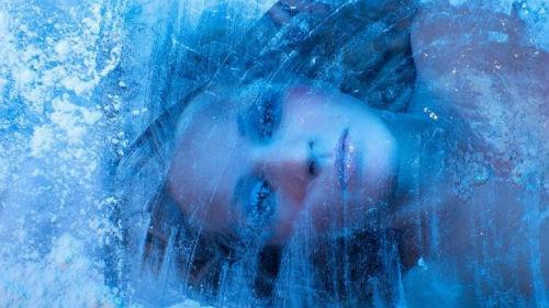холодно умершей
